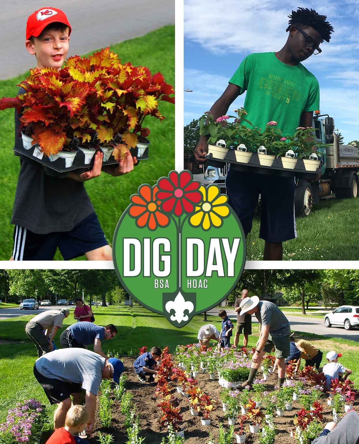 Dig Day is Back