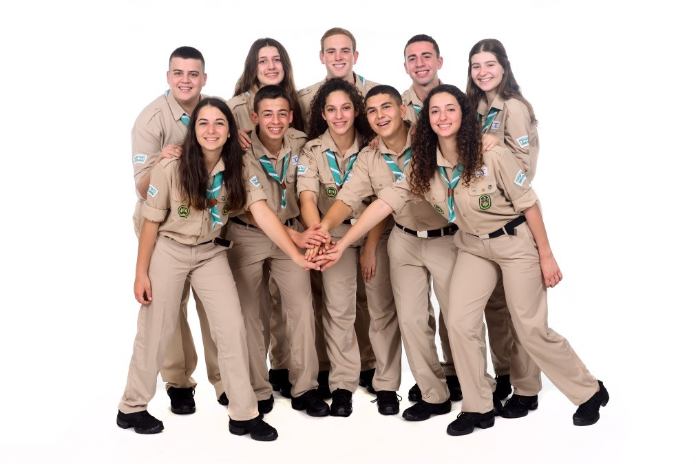 Israeli Scout Caravan Comes to Kansas City