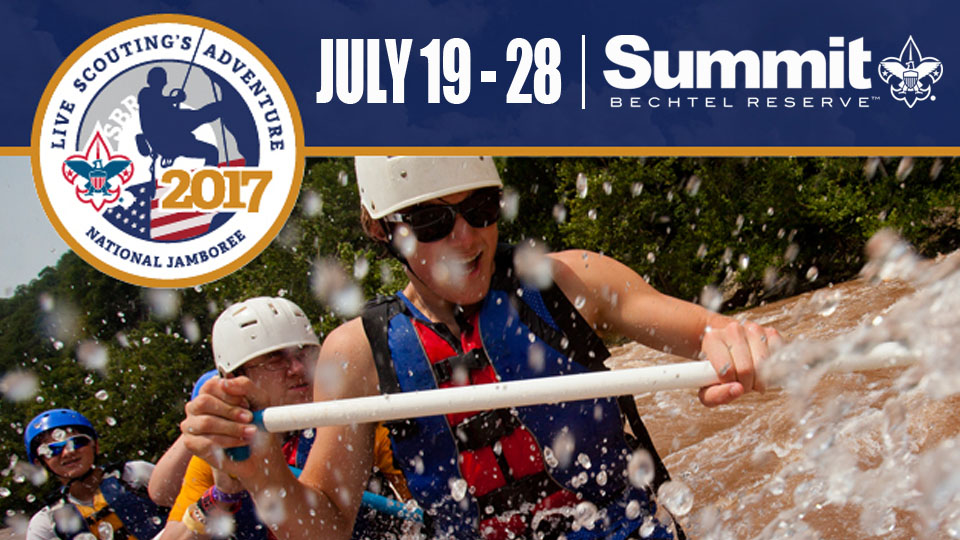 2017 National Jamboree