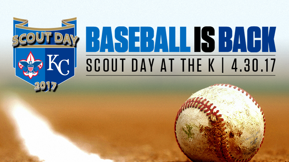Scout Day at the K