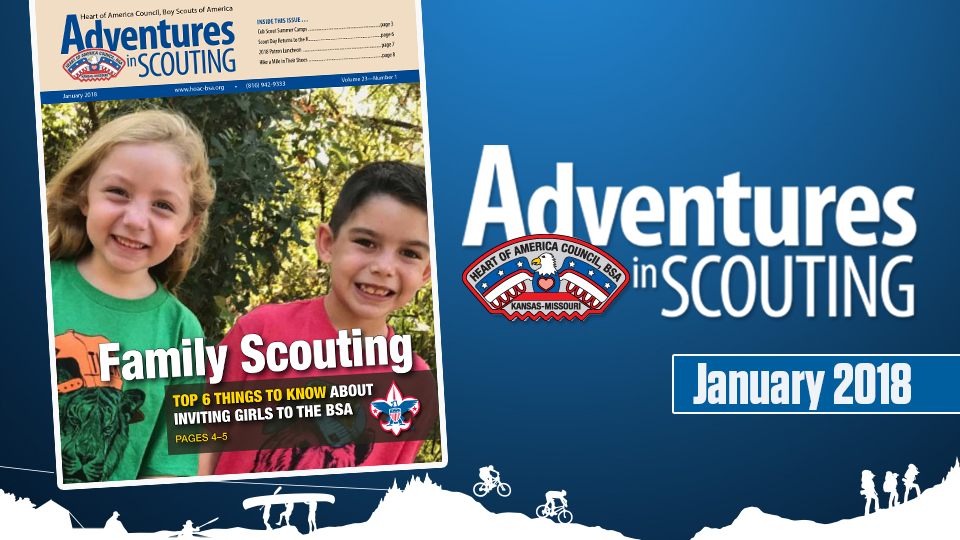 Adventures in Scouting