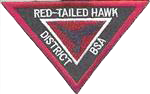 Proud members of the Heart of America Council - Red-Tailed Hawk District
