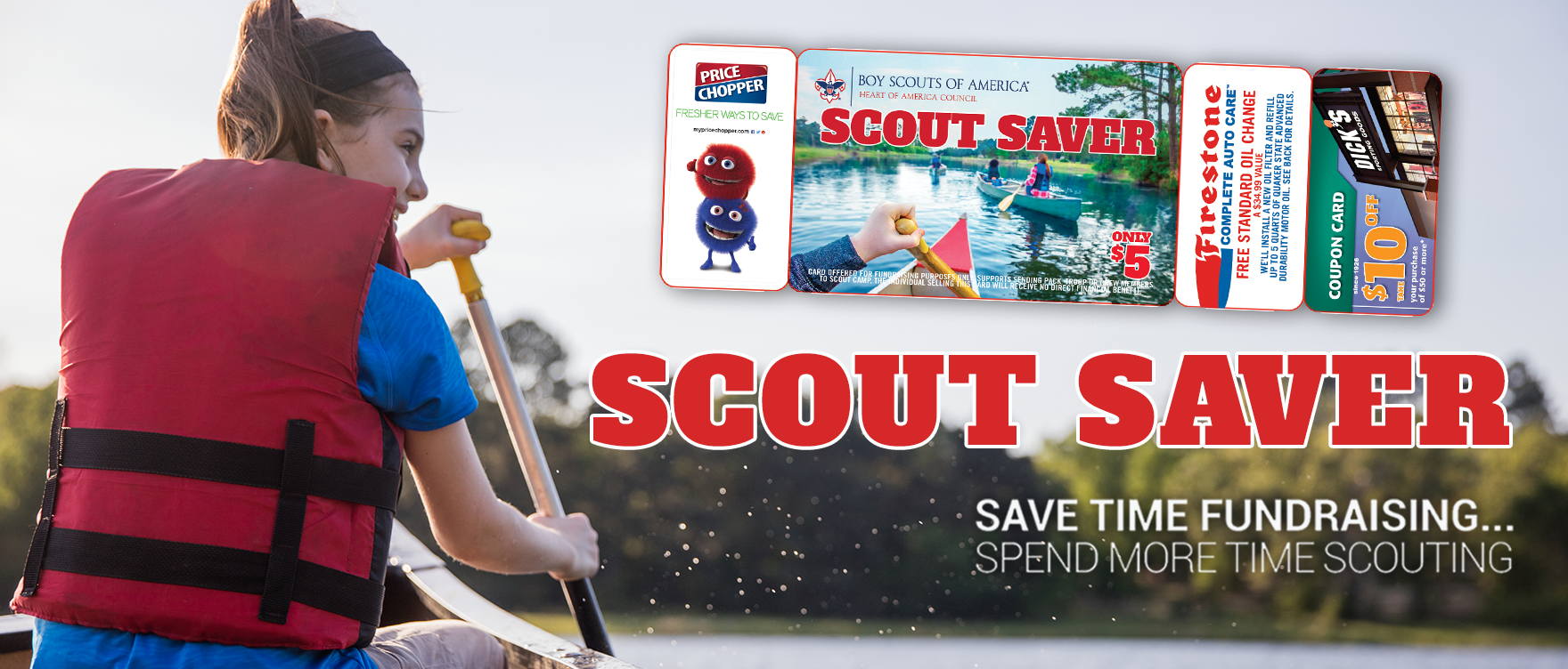 Scout Saver