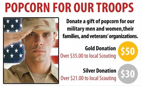 Popcorn — Heart of America Council — Boy Scouts of America