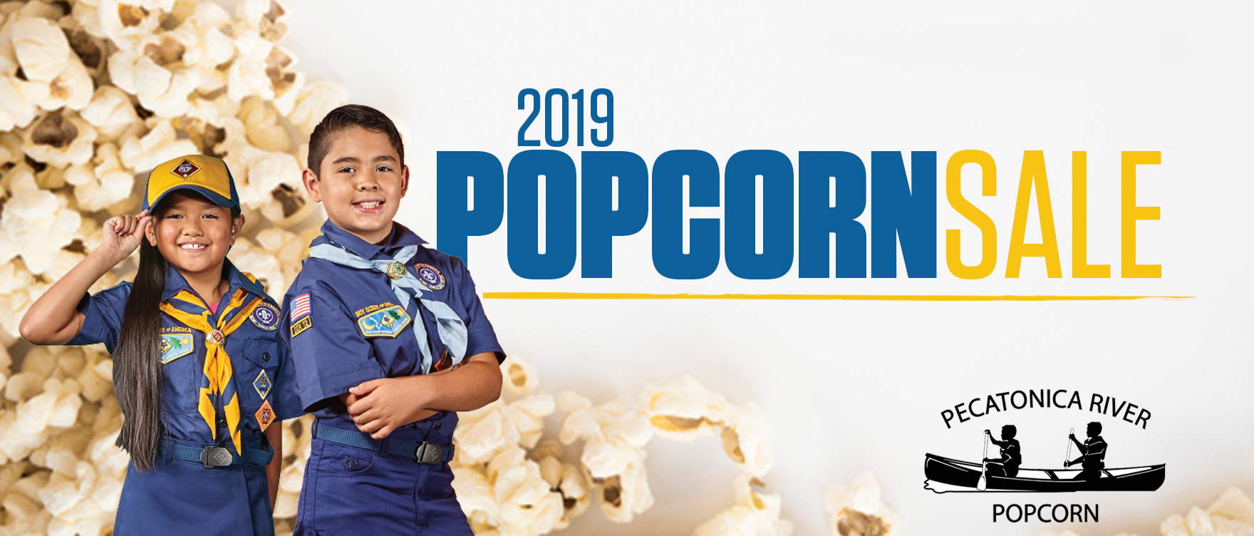 Bsa popcorn sales prizes clip