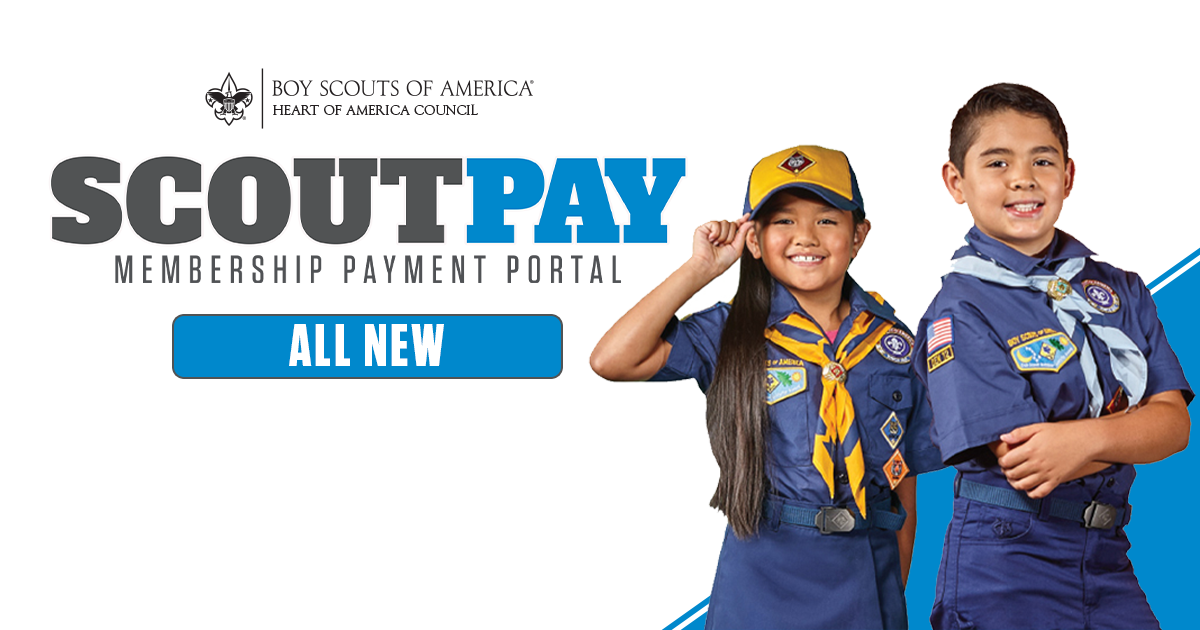 The All New ScoutPay