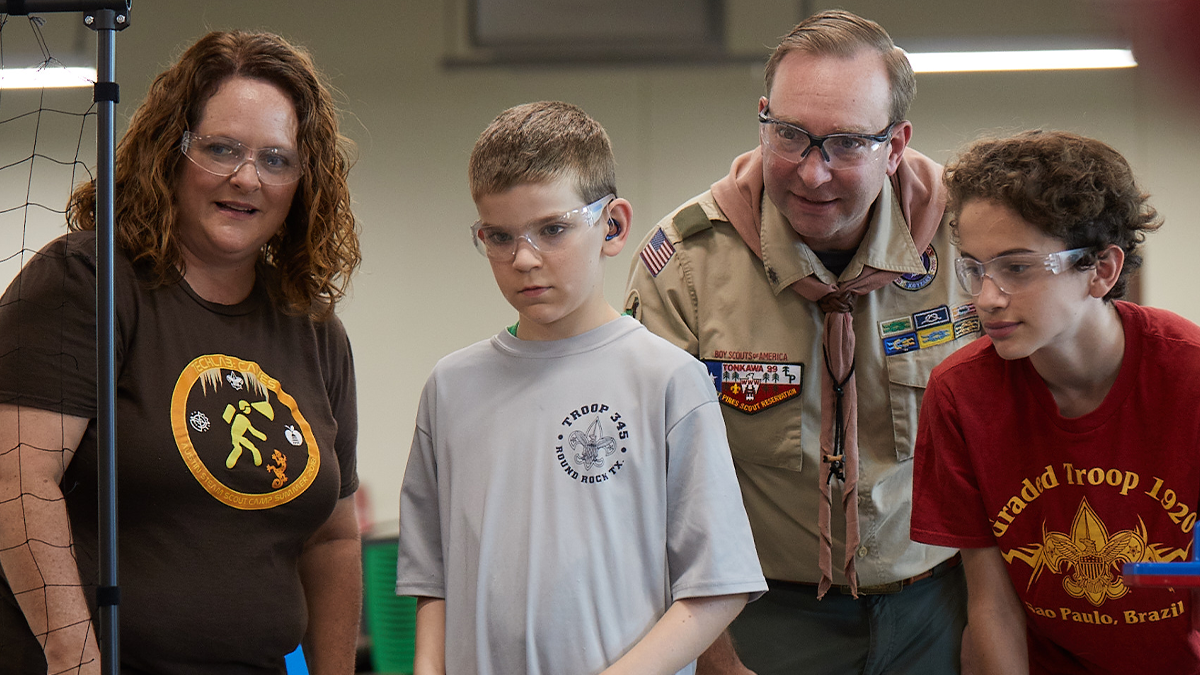 Finding a Merit Badge Counselor