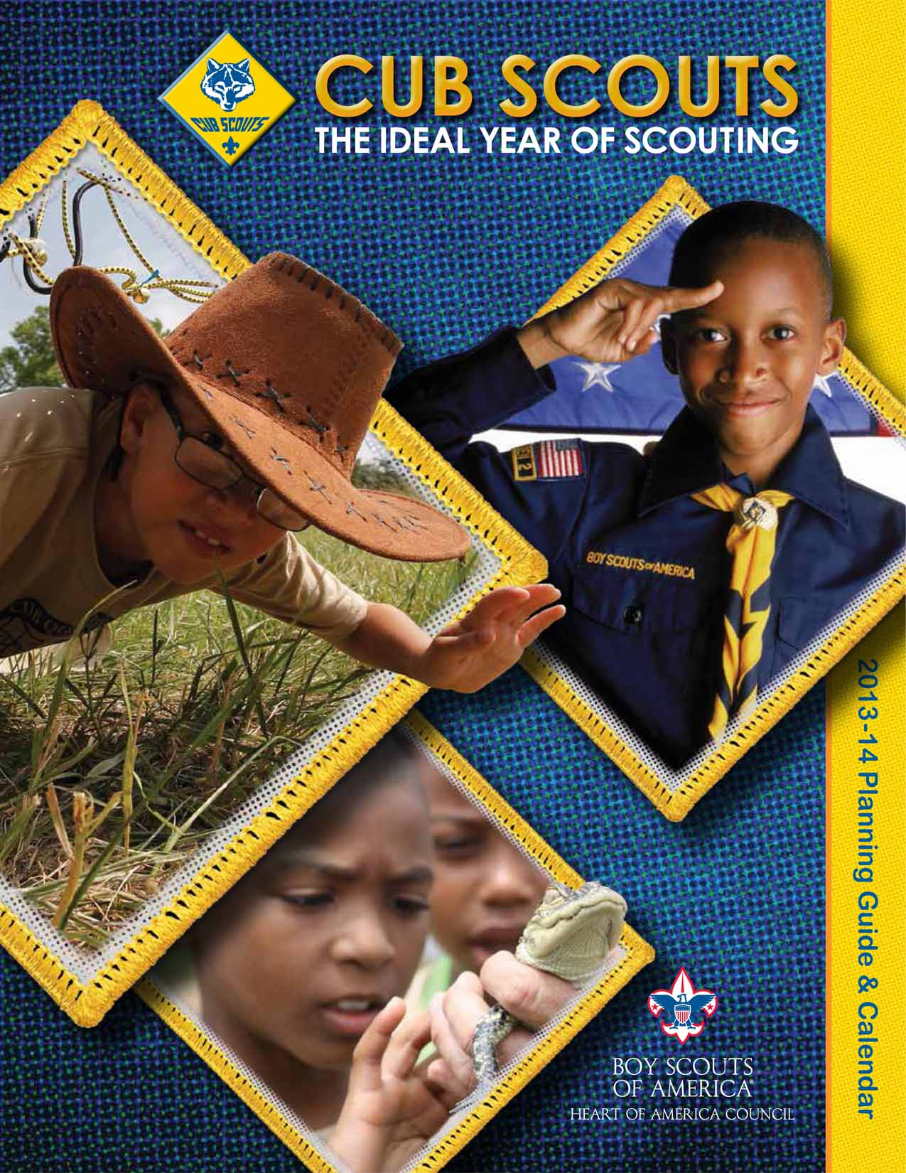 ideals of scouting The ideals of boy scouting are spelled out in the scout oath, the scout law, the scout motto, and the scout slogan the boy scout measures himself against these ideals and continually tries to improve.